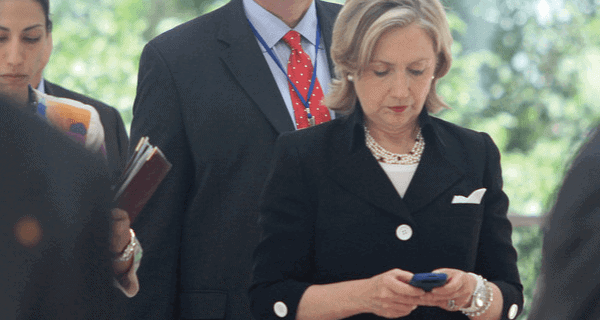 Hillary Cinton's email fiasco is a lesson for everyone