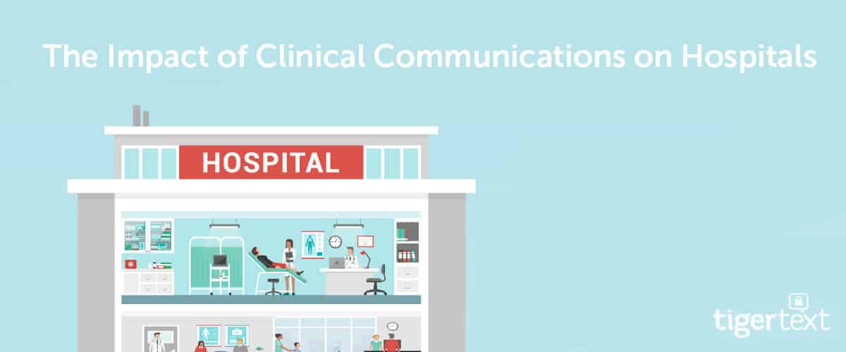 The Impact of Clinical Communication on Hospitals