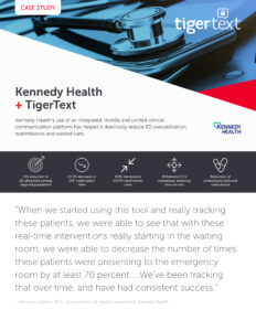 Kennedy Health Case Study Preview Image