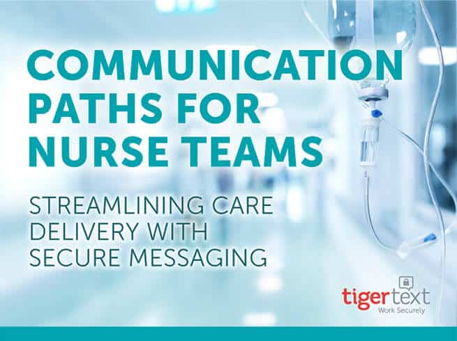 Nurse Communication Optimization Path eBook