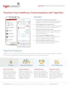 TigerFlow Datasheet Preview