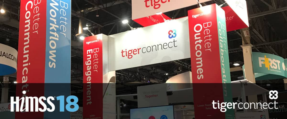 TigerConnect at HIMSS Conference