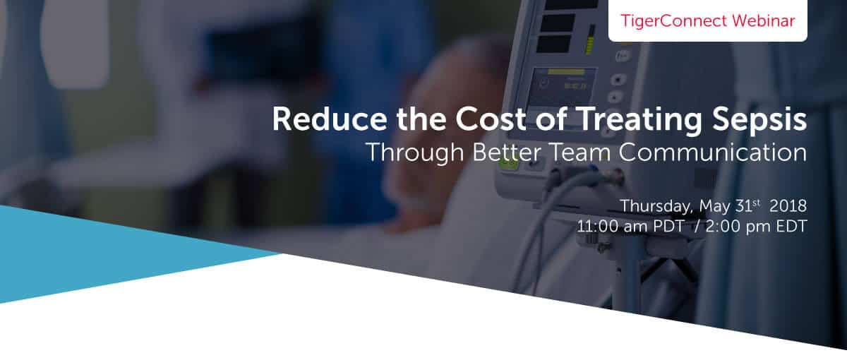 Reduce the Cost of Sepsis