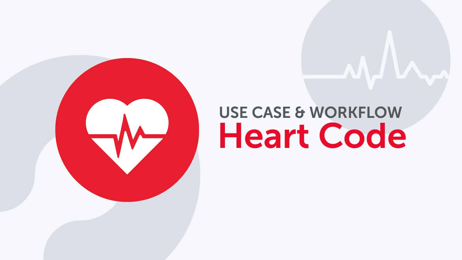 Providing faster treatment to heart code patients