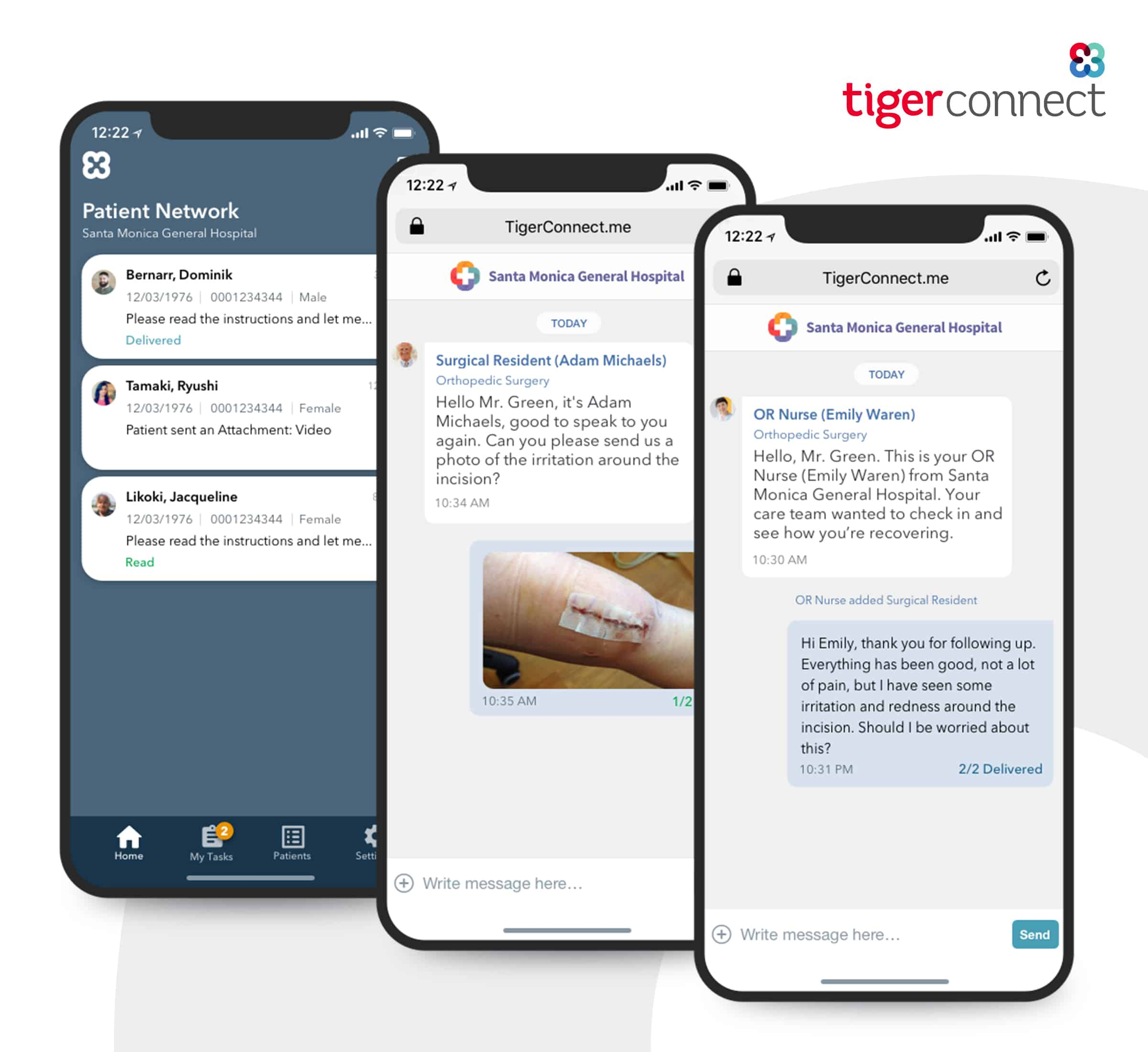 TigerConnect to Unveils TigerTouch at HIMSS 2019