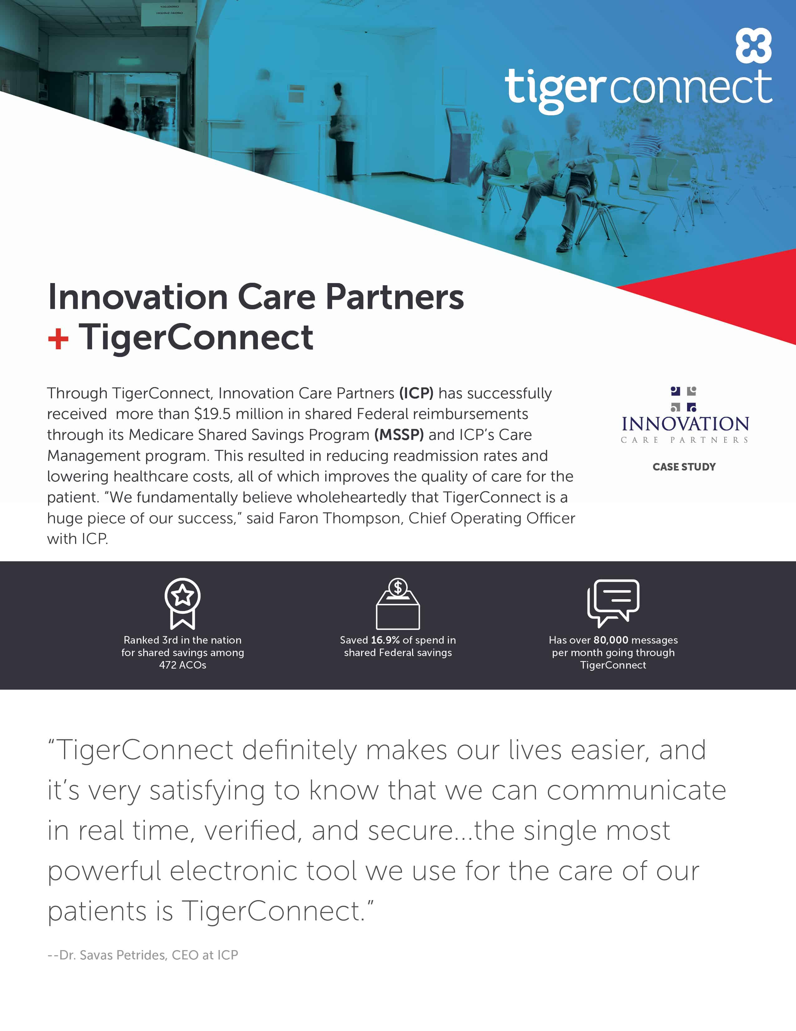 Innovation Care Partners Case Study preview image