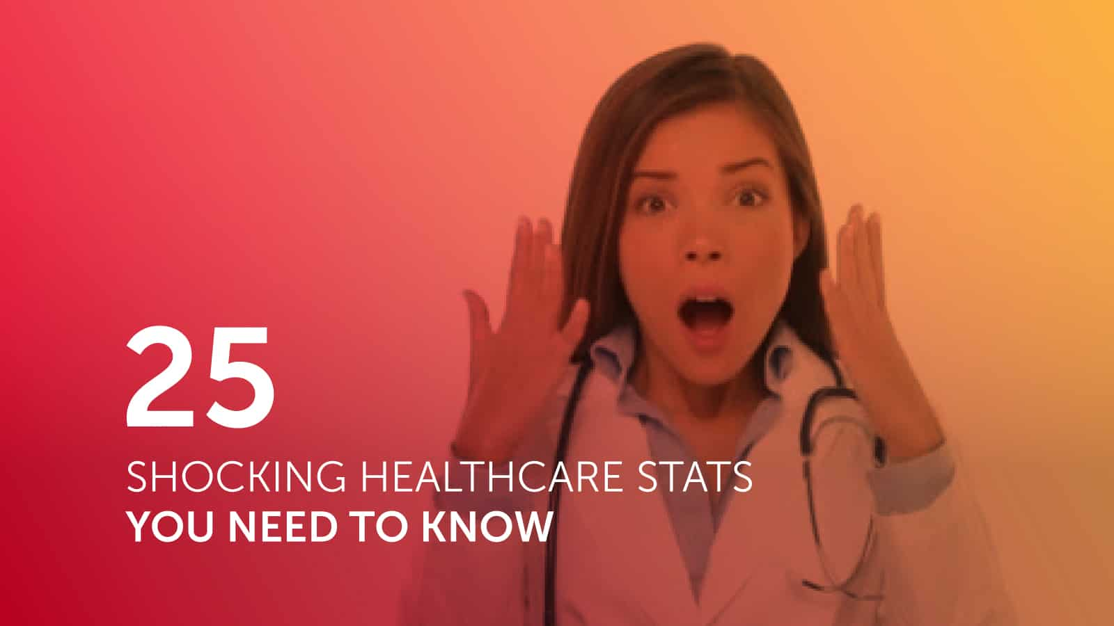 25 Shocking Healthcare Stats You Need to Know