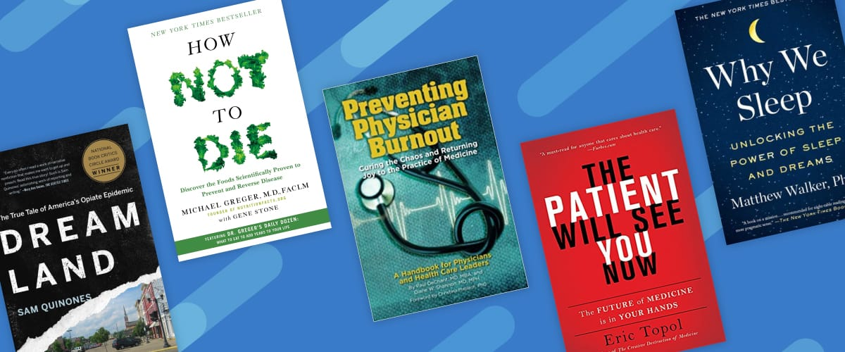 5 Healthcare Books Worth Reading