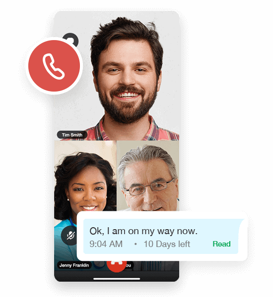 Voice, Video & Text Telehealth Solutions