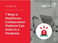 7 Ways a Healthcare Collaboration Platform Can Assist in a Pandemic eBook