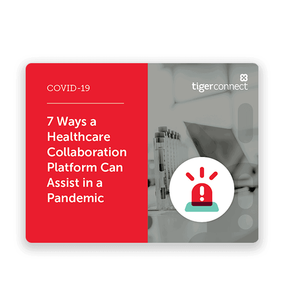 7 ways care team collaboration can help during a pandemic