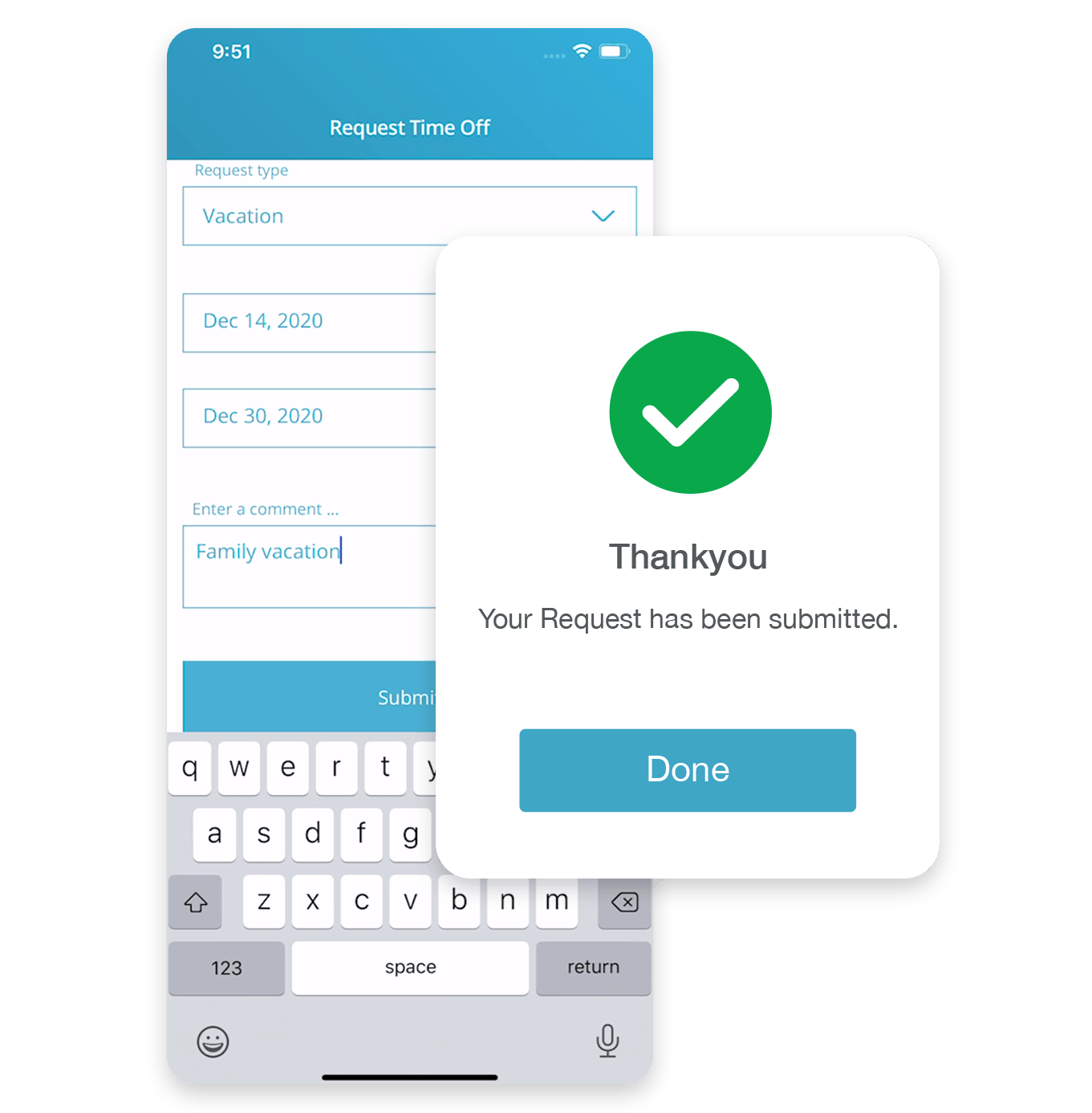 Mobile-friendly for dynamic roles and real-time notifications