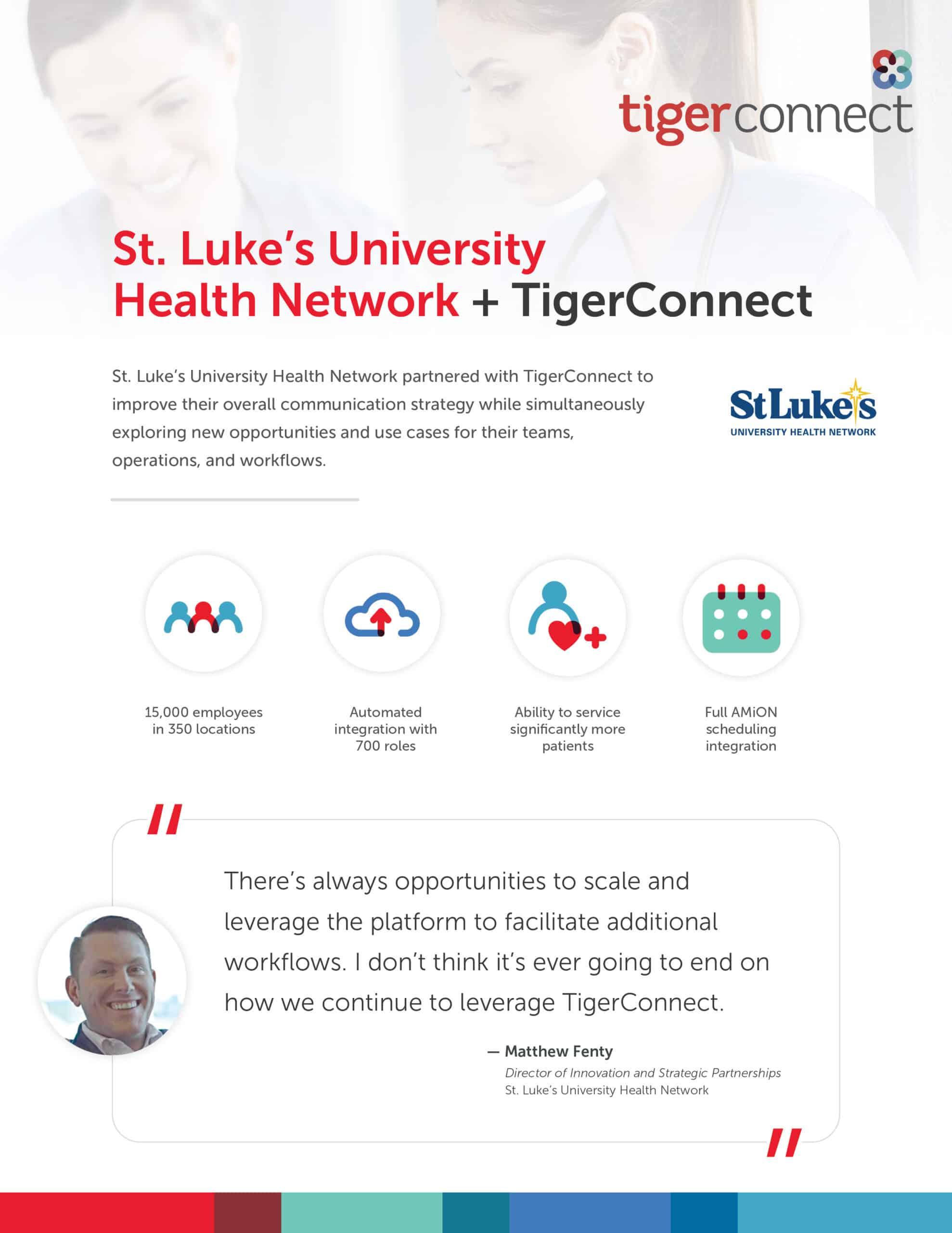 Case Study: St. Luke's University Health Network