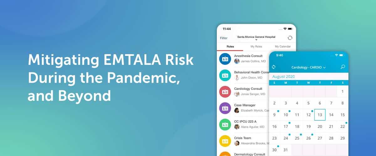 Mitigating EMTALA Risk During the Pandemic, and Beyond