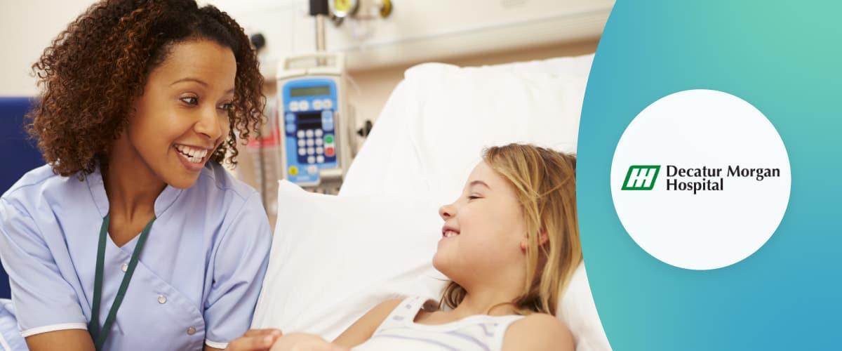 Transforming & Optimizing the Nursing Environment at Decatur Morgan