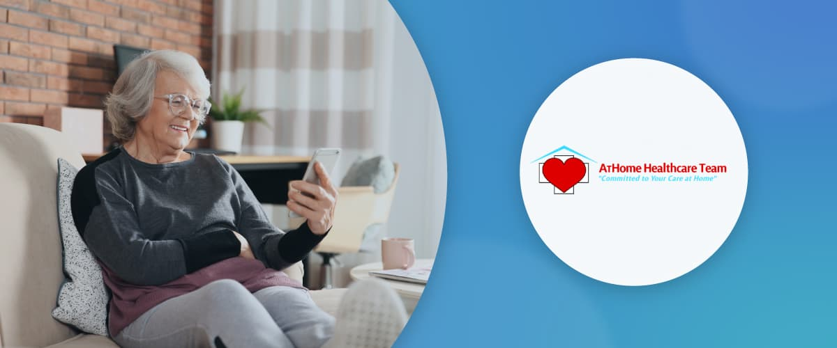Simplifying Communication for AtHome Healthcare