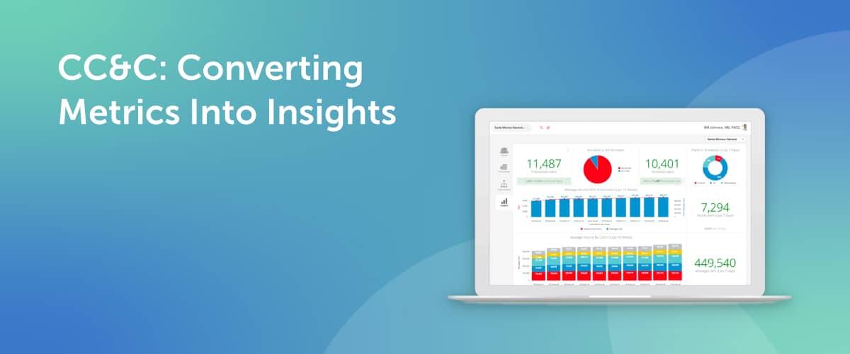 CC&C: Converting Metrics Into Insights