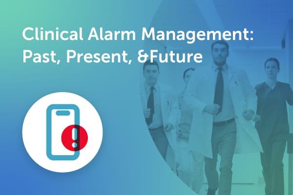 Increase responsiveness & reduce alarm fatigue