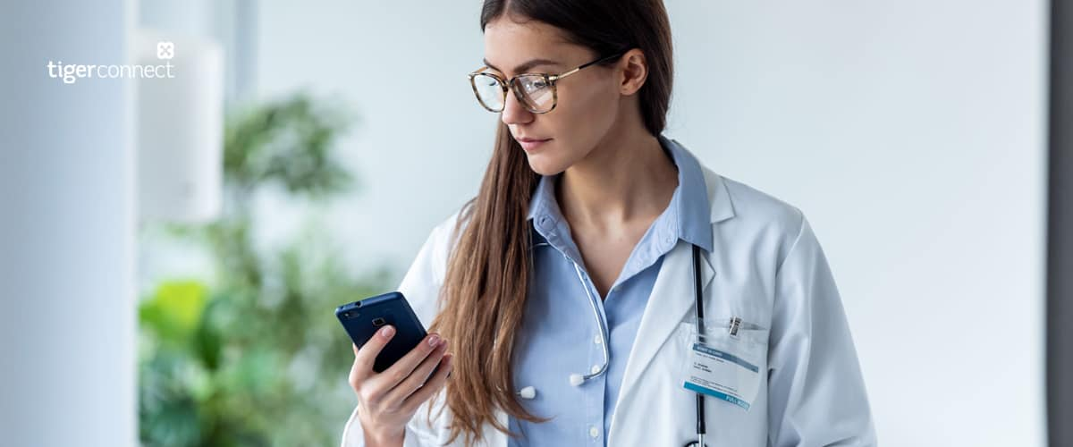 Purpose-Built Clinical Communication and Collaboration