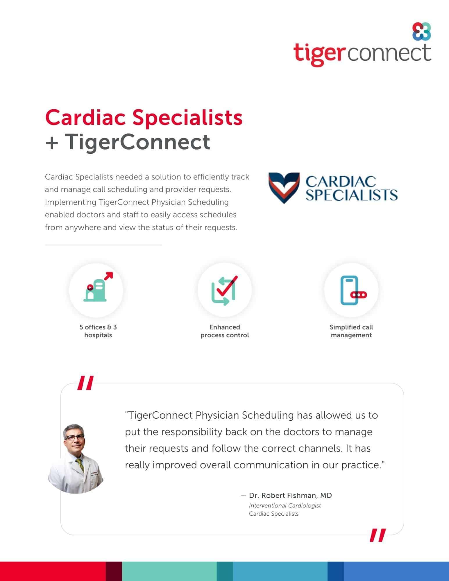 Cardiac Specialists Case Study